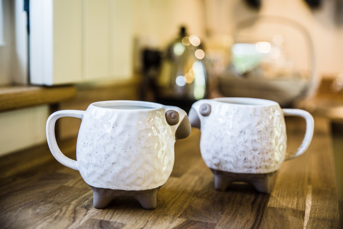 sheep mugs Yorkshire